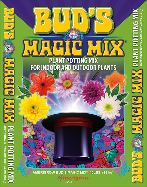Buds AmeriGro Magic Mix Bag.Soil